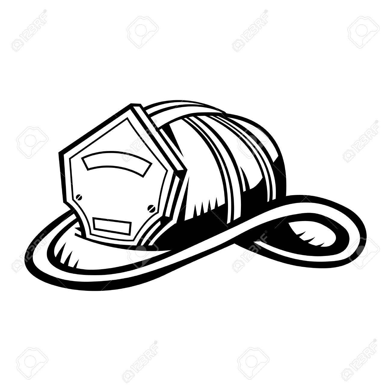 Firefighter Helmet.
