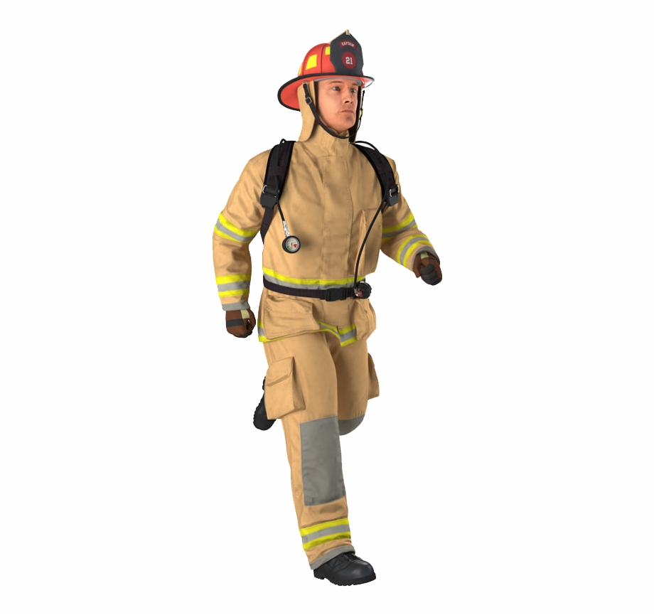 Firefighter Free PNG Images & Clipart Download #2837405.