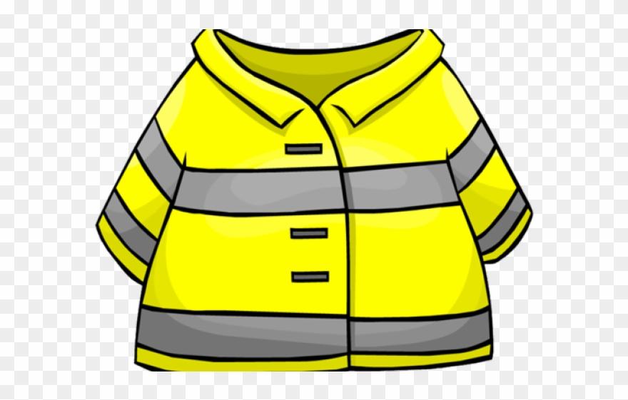 Fireman Uniform Clip Art.