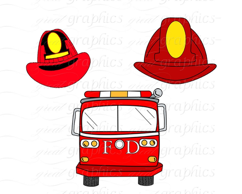 Free Firefighter Clipart Pictures.