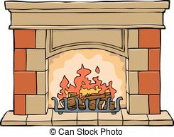 Fireplace Stock Illustrations. 7,644 Fireplace clip art images and.