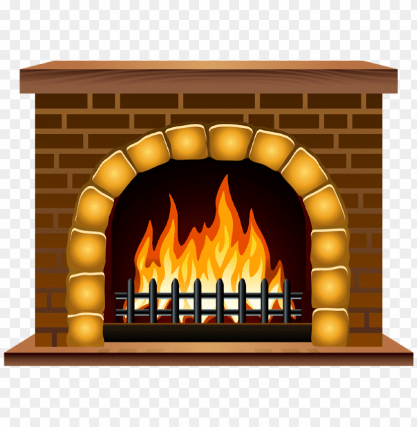 Download fireplace clipart png photo.