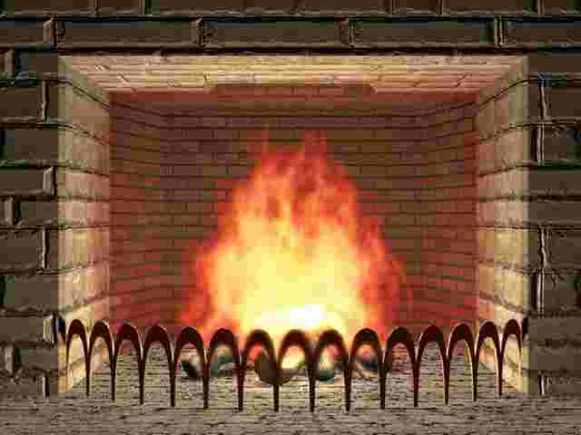 Best Cliparts: Fireplace Clipart Pic Fireplace Fire Clipart.