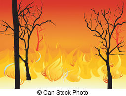 Risk forest fires Clipart and Stock Illustrations. 217 Risk forest.
