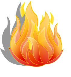 Free animated fire clipart.