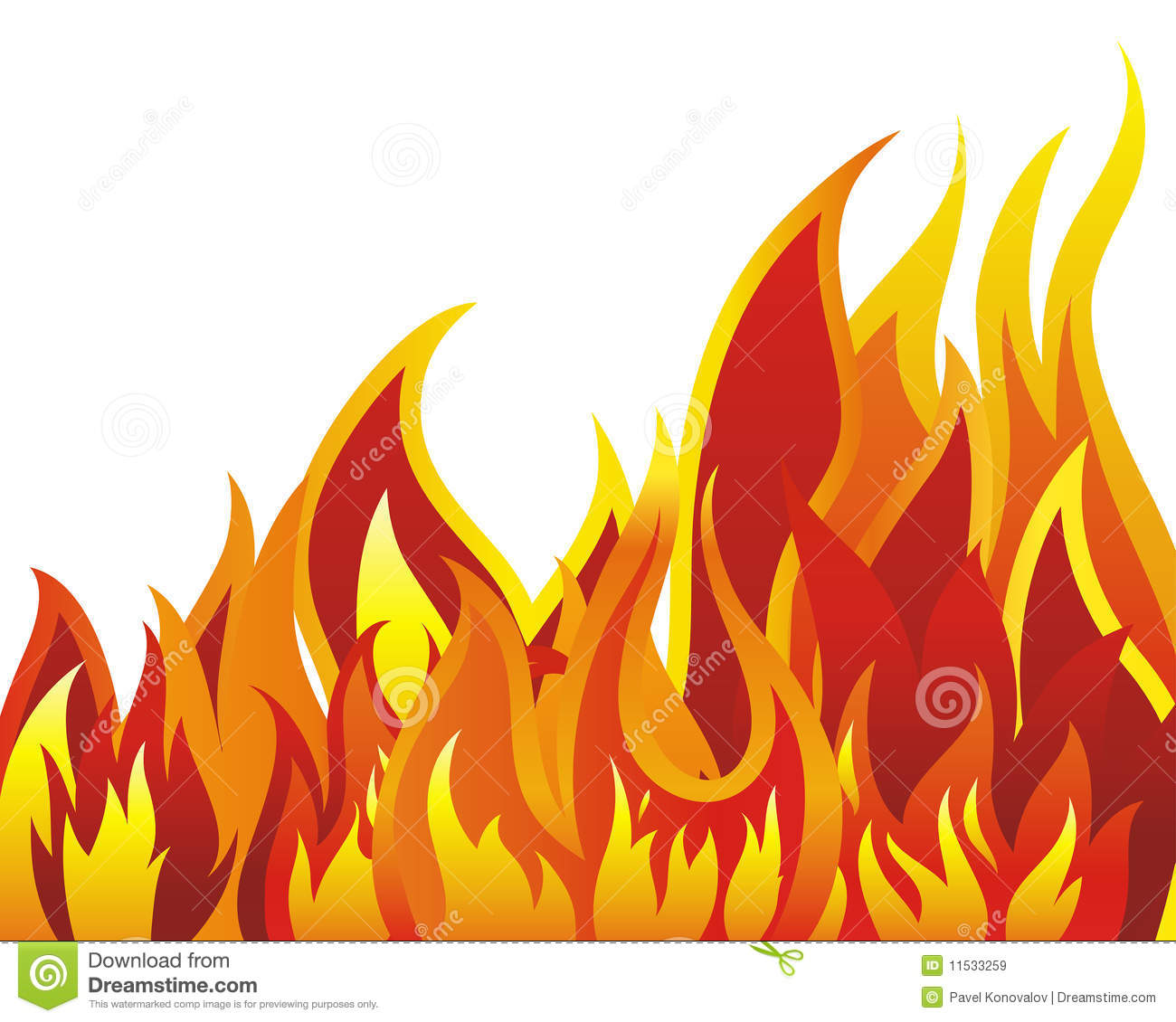 Fires clipart.