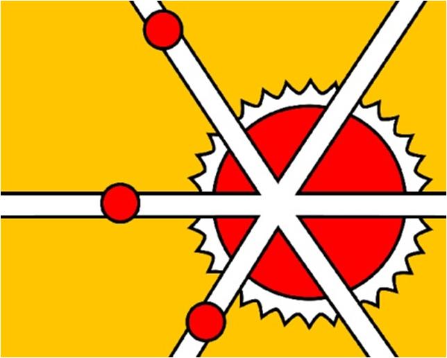 Firestorm logo.