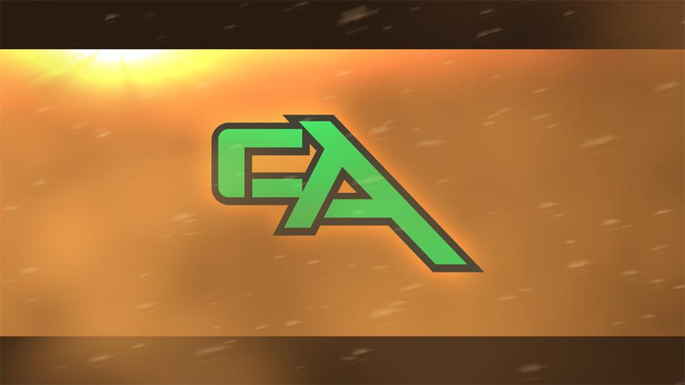 Sandstorm / Blizzard / Firestorm Logo Reveals.