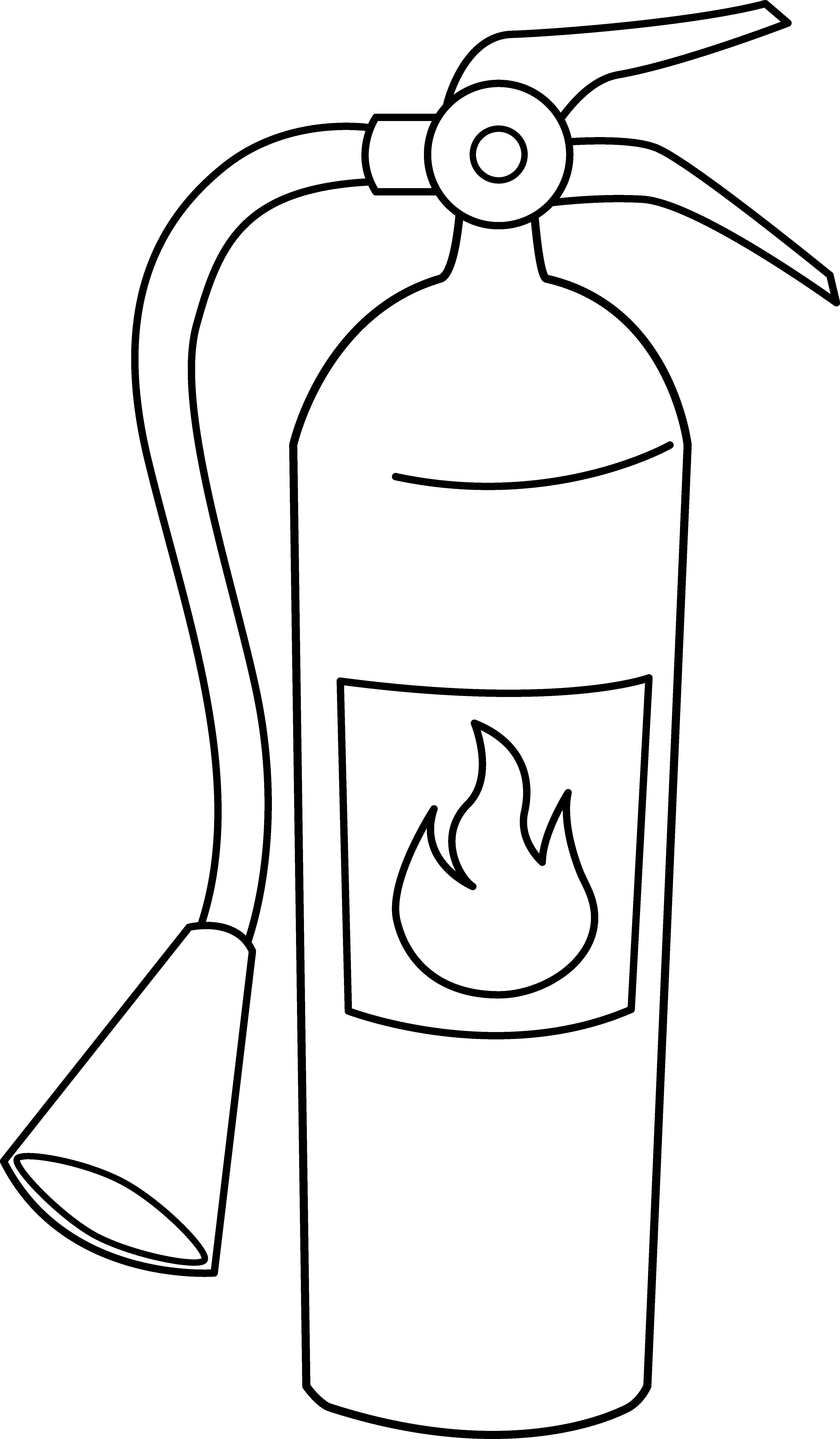 Fire Extinguisher Clip Art...