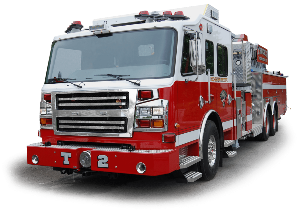 Fire Truck PNG Transparent Images, Pictures, Photos.