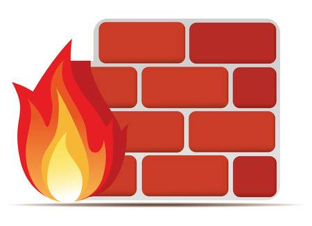 34,687 Firewall Stock Vector Illustration And Royalty Free Firewall.
