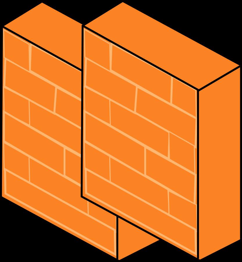 Firewall 3d Clipart, vector clip art online, royalty free design.
