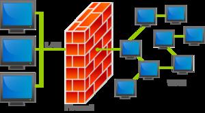 Router Firewall Clip Art.