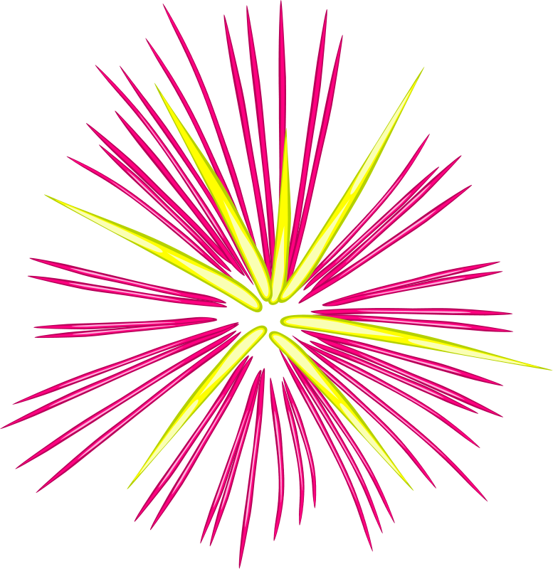 Free to Use & Public Domain Fireworks Clip Art.