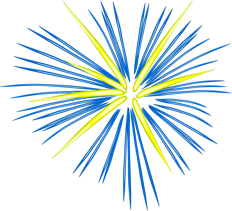 Fireworks Clipart Png.