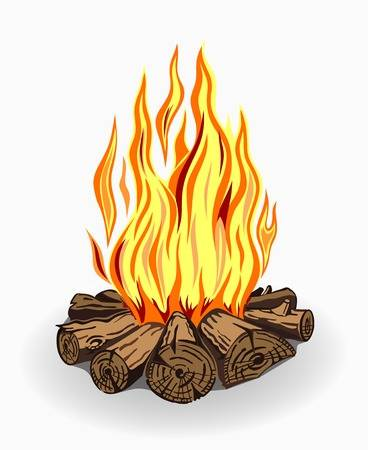 Firewood clipart 4 » Clipart Station.