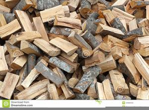 Firewood D Clipart.