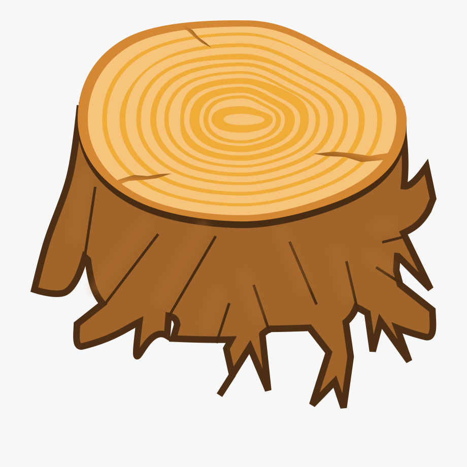 Wood Log Clipart.