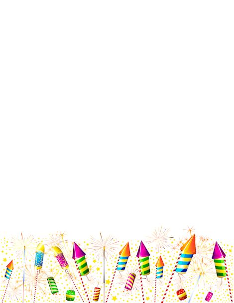 Free Fireworks Border Cliparts, Download Free Clip Art, Free.