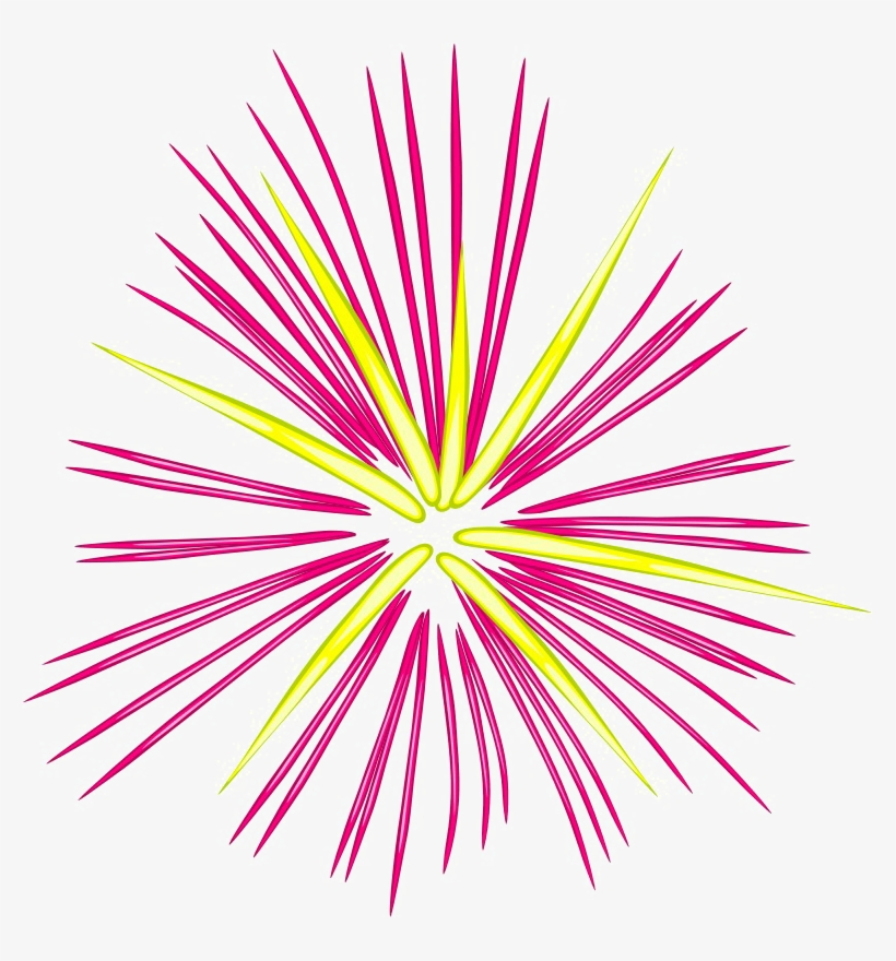 Fireworks Free Png Image.