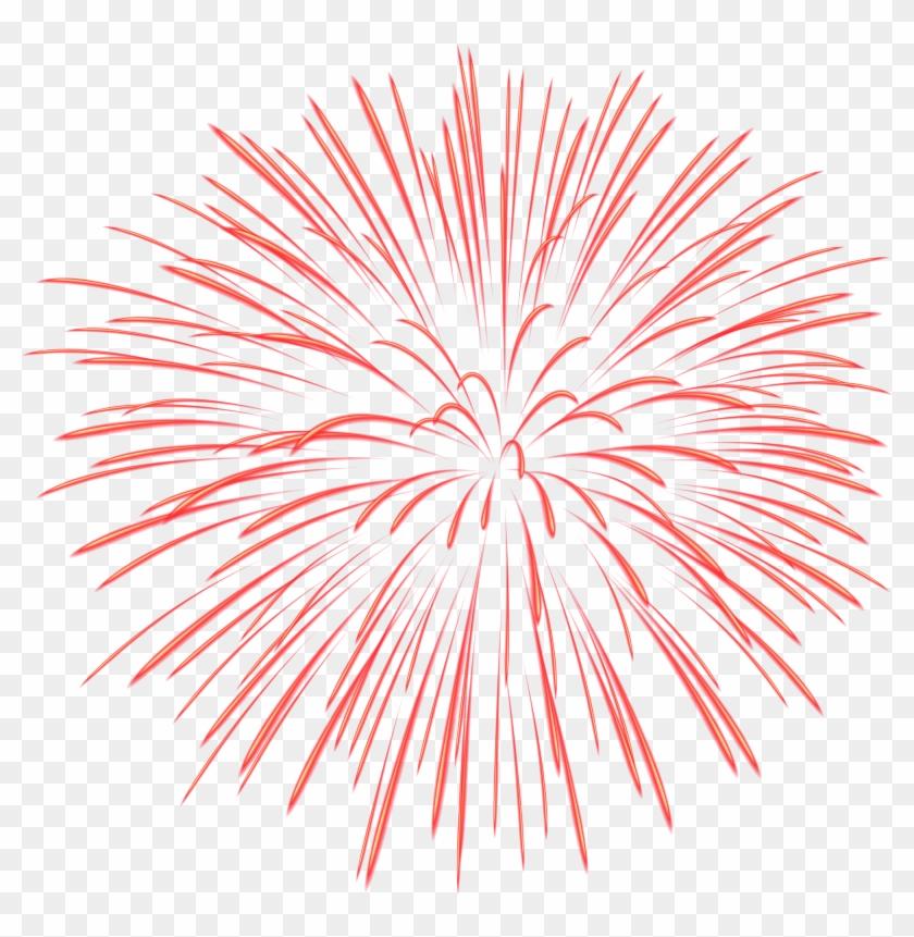 Fireworks Adobe Transparent Red Firework Download Hd.