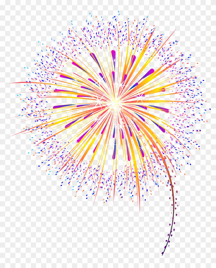 Free Animated Fireworks Gifs Clipart And Firework Animations, HD Png.