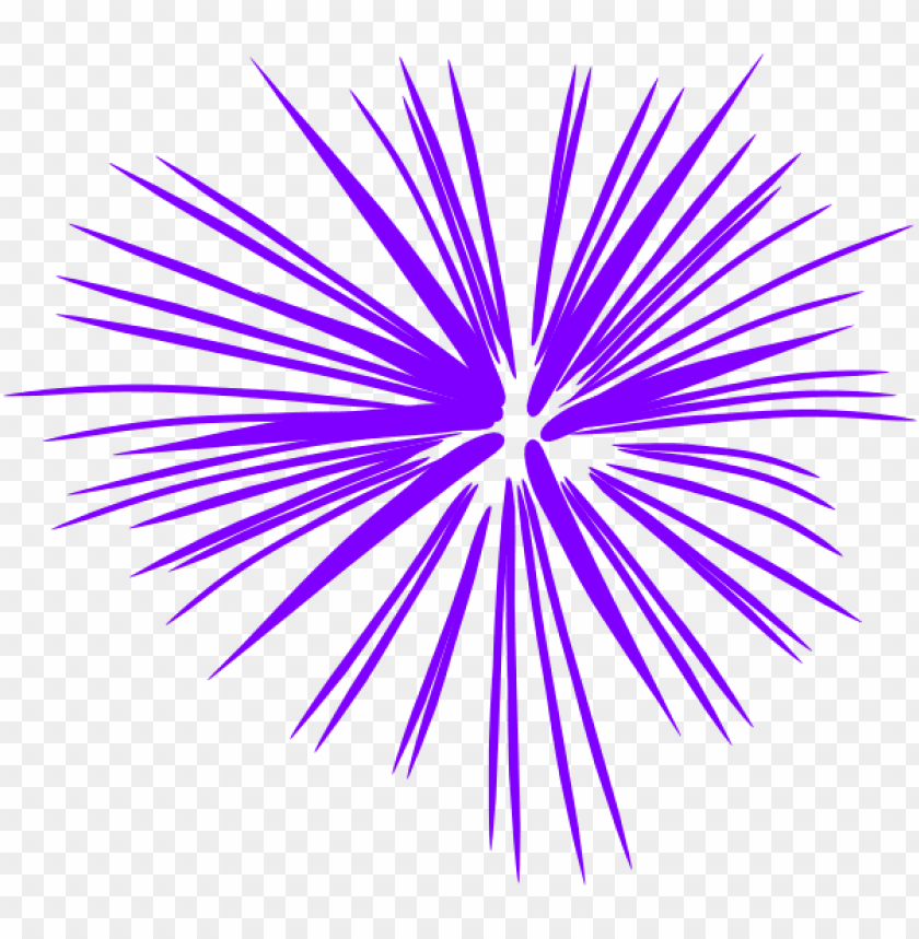 clipart black and white download purple fireworks clip.