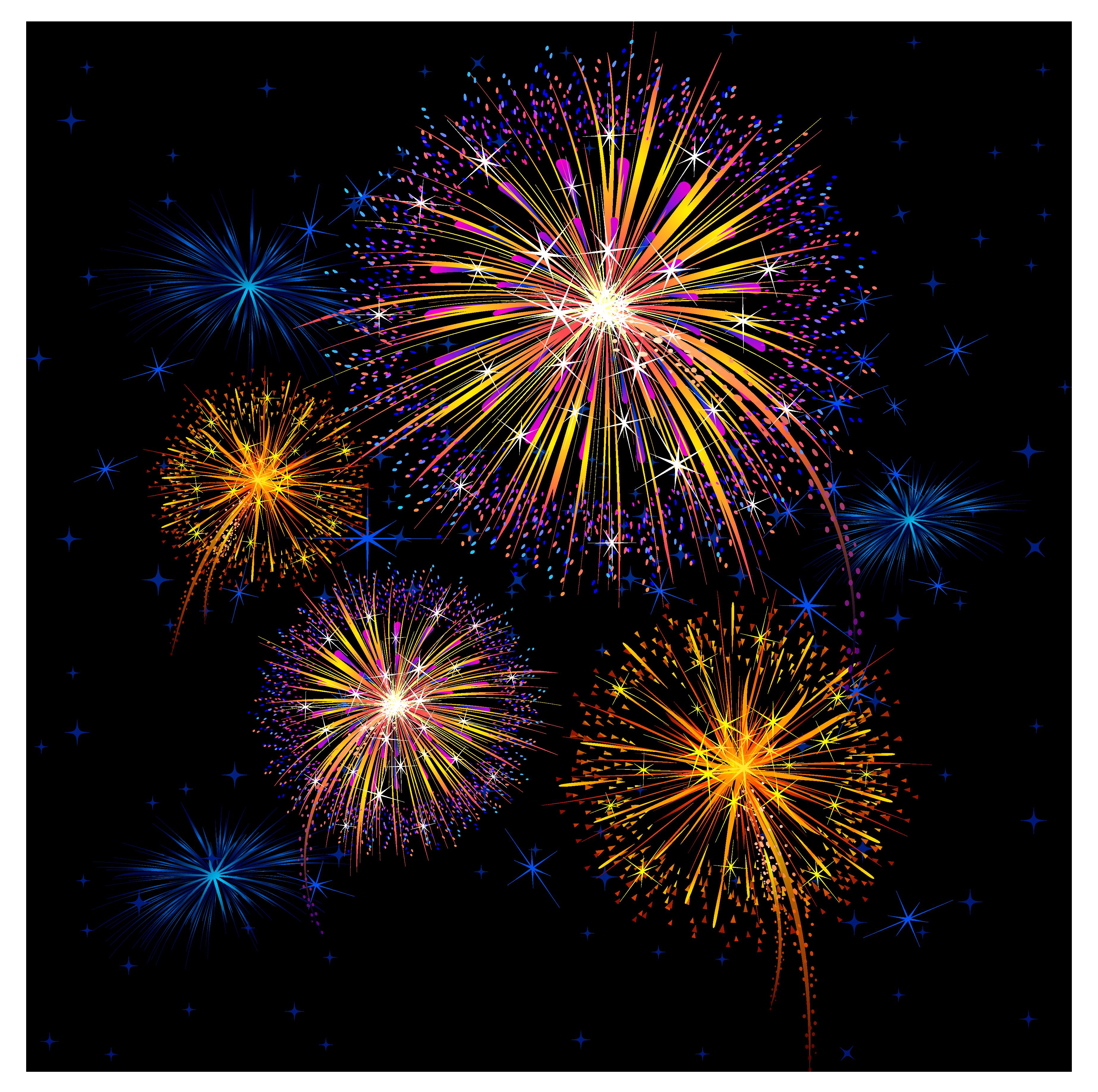 Firework clipart pdf, Firework pdf Transparent FREE for.