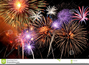 Firework Clipart Free Download.