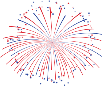 Firework Clipart Transparent Background.