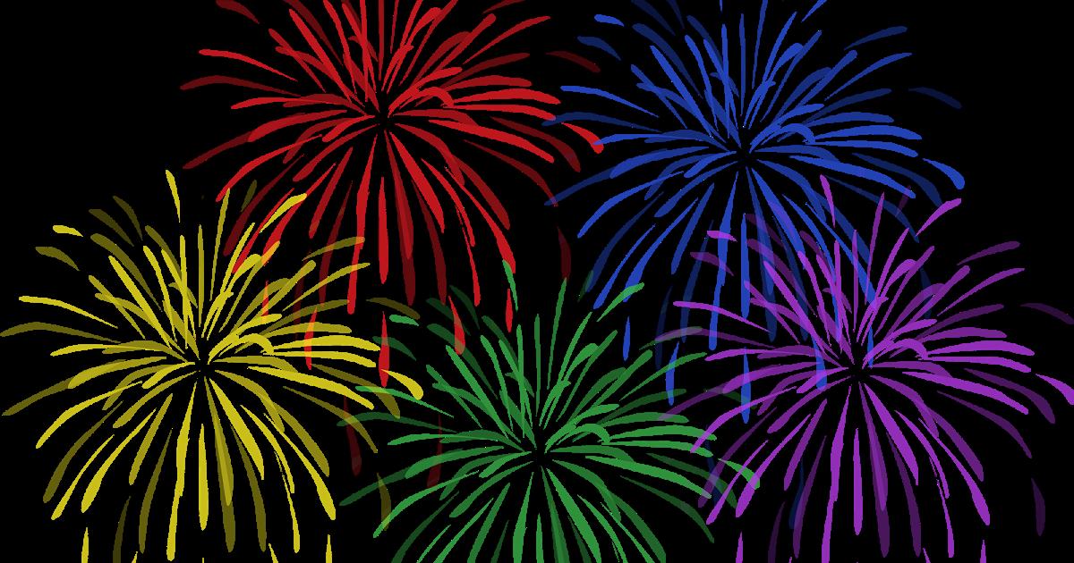 Fireworks Clipart Vector Fireworks Png Transparent Png.