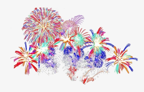 Free Fireworks Free Clip Art with No Background.