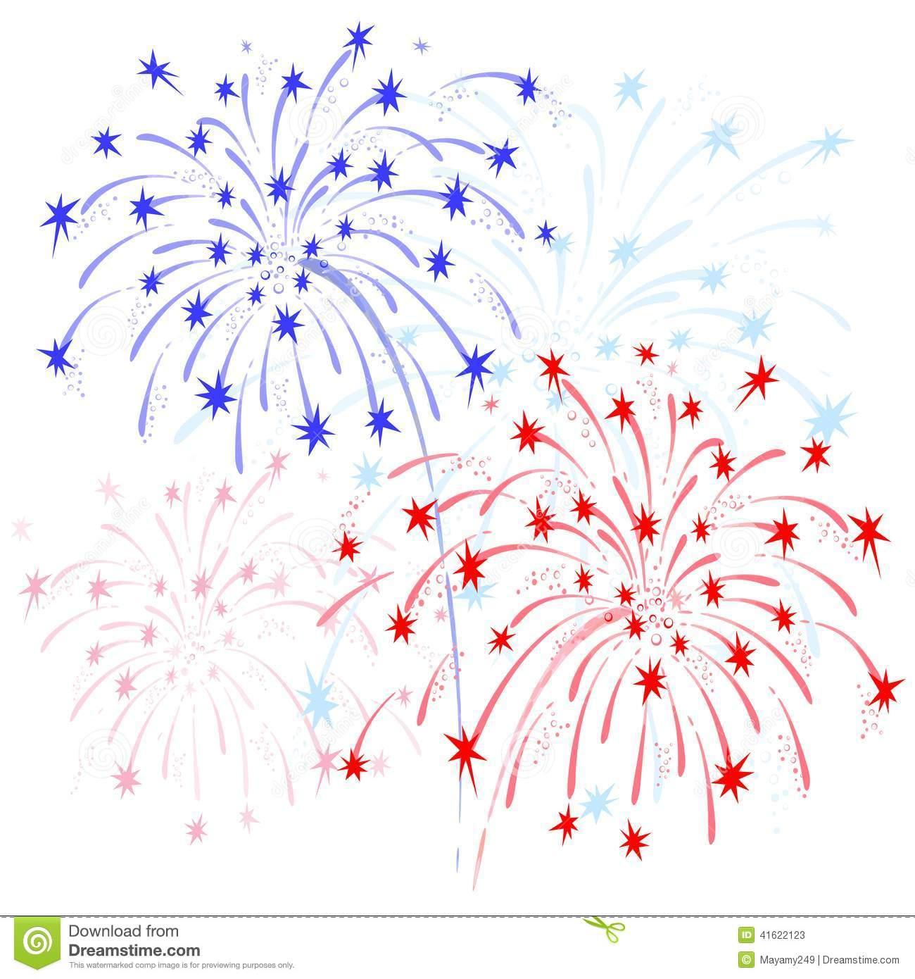 Fireworks jpg clipart 3 » Clipart Station.