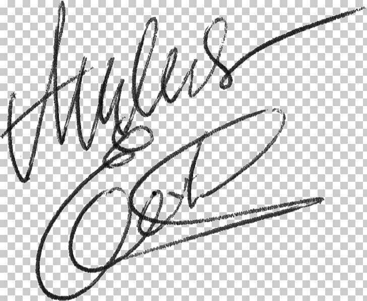 Firma autografa comediante, autograf PNG Clipart.