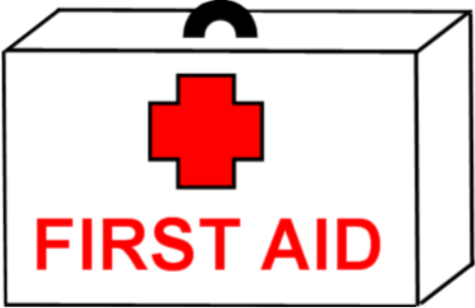 First Aid Kit Clipart Images.