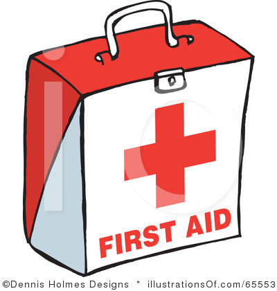 First Aid Station Clipart.