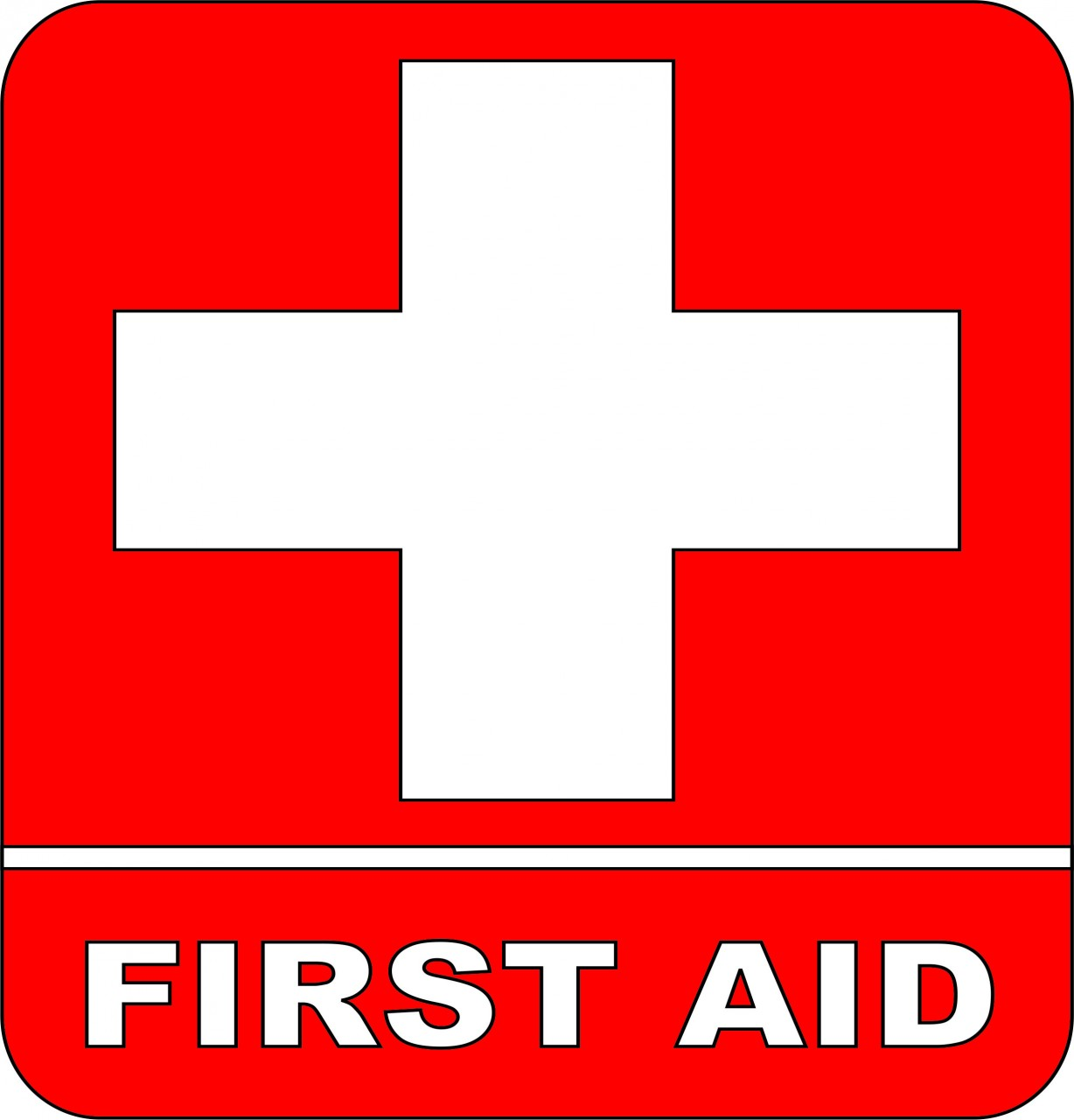 First Aid Clipart.