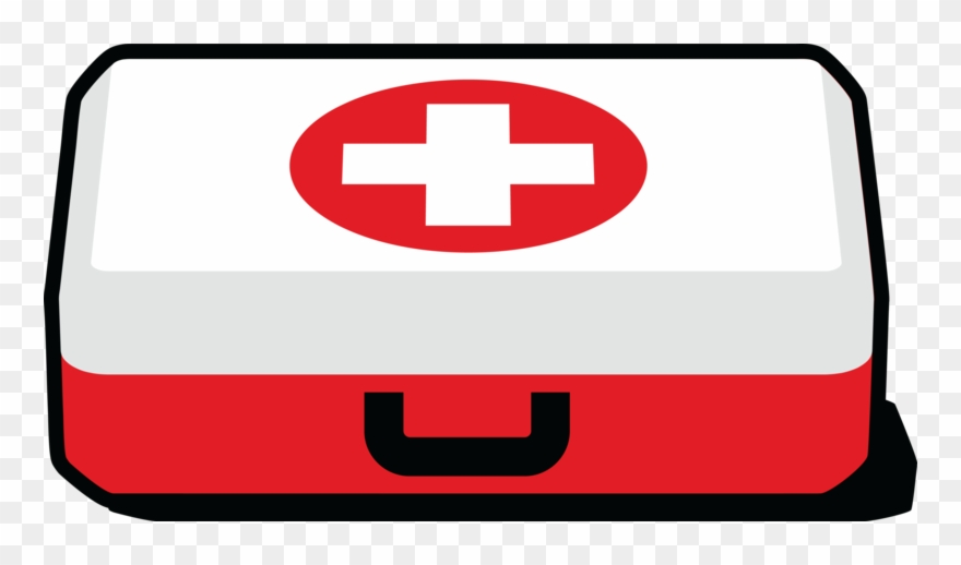 Free Clipart Of A First Aid K.