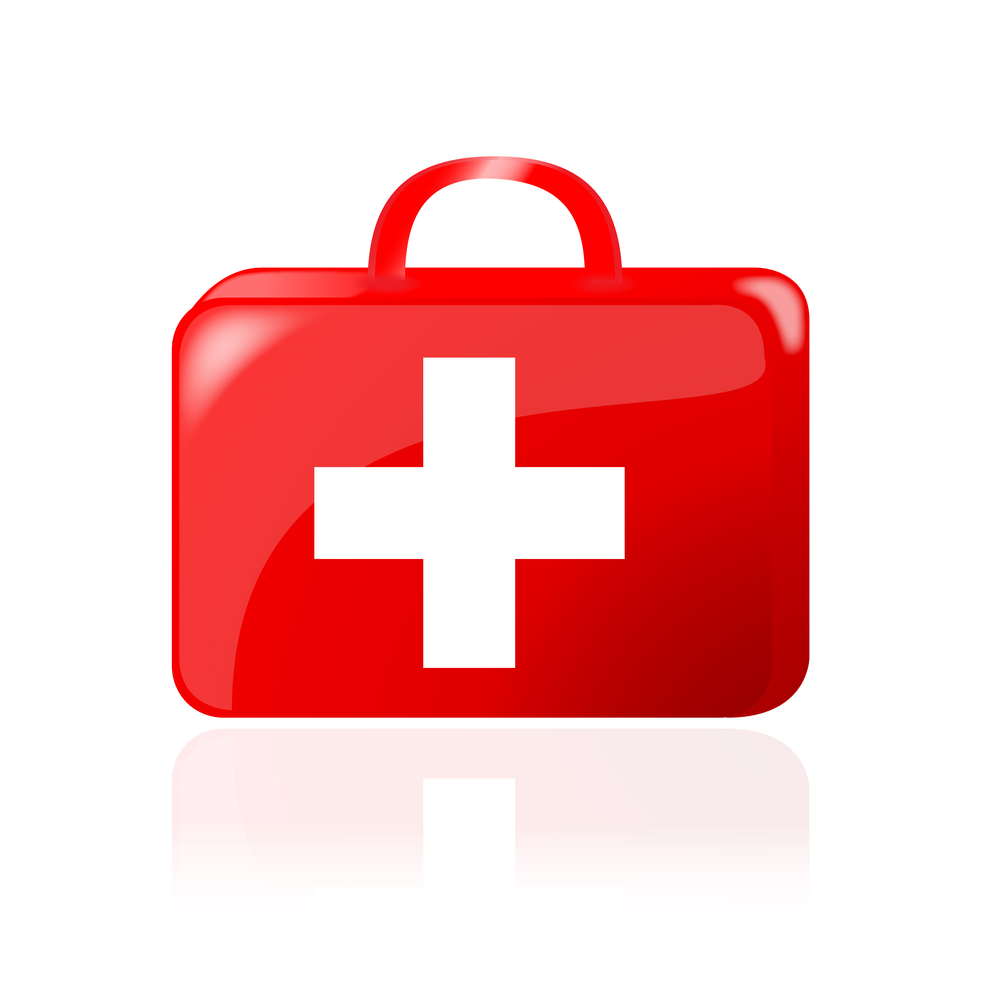 Animated First Aid Kits.