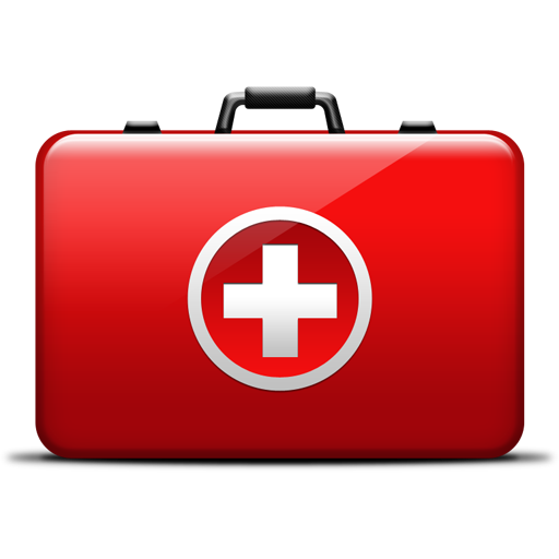 Be Prepared First Aid Clipart.