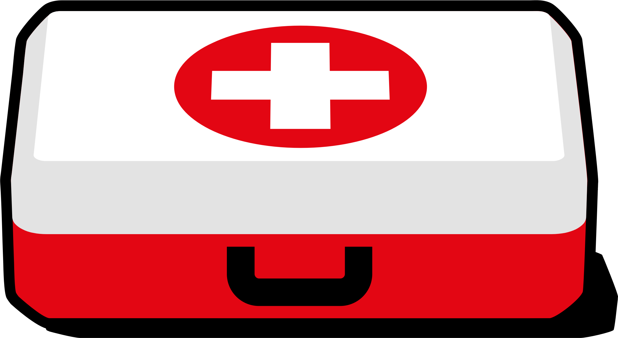 First Aid Kit Clipart Png.