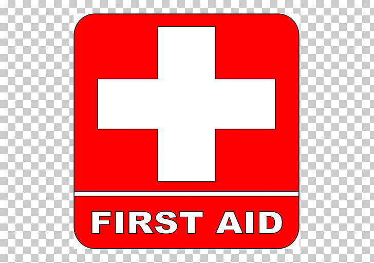 Logo First Aid Supplies graphics First Aid Kits, red cross.