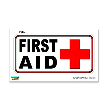 Graphics and More First Aid Kit.