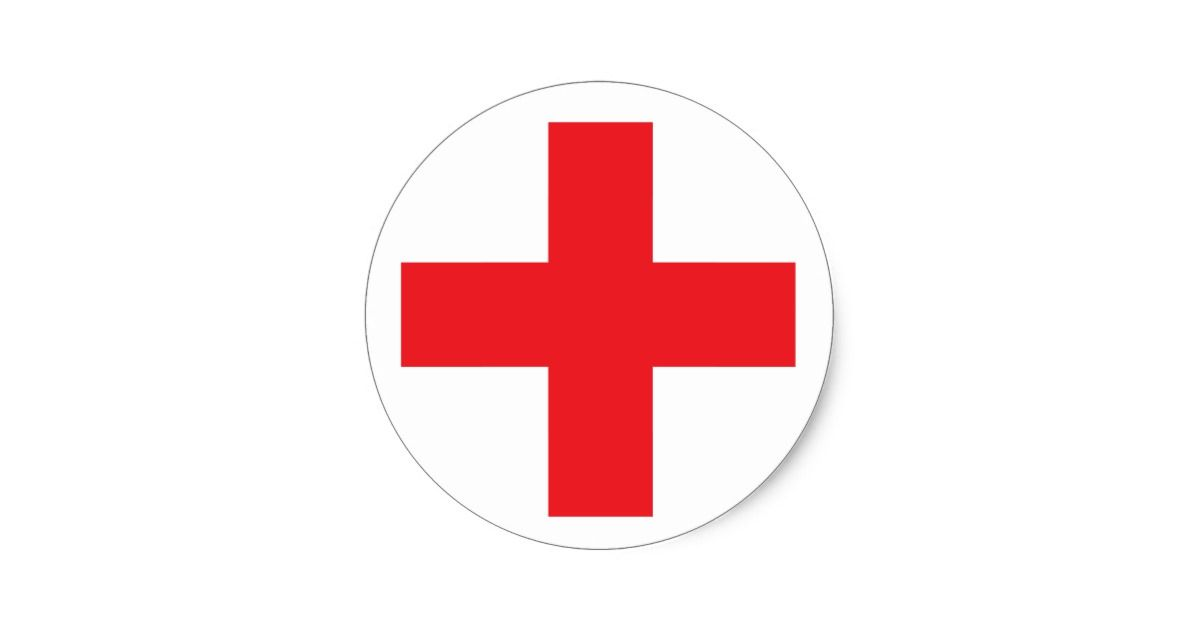First Aid Kit Logo.