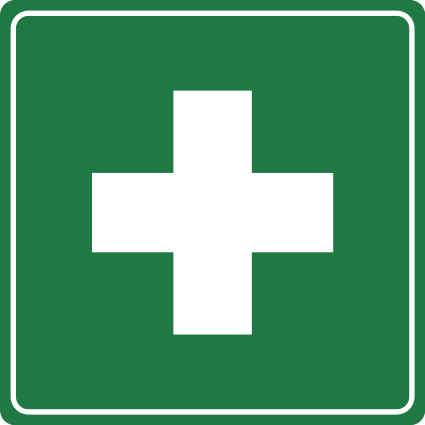 First Aid Logos.