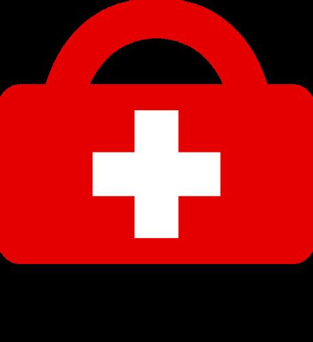 First aid logo.