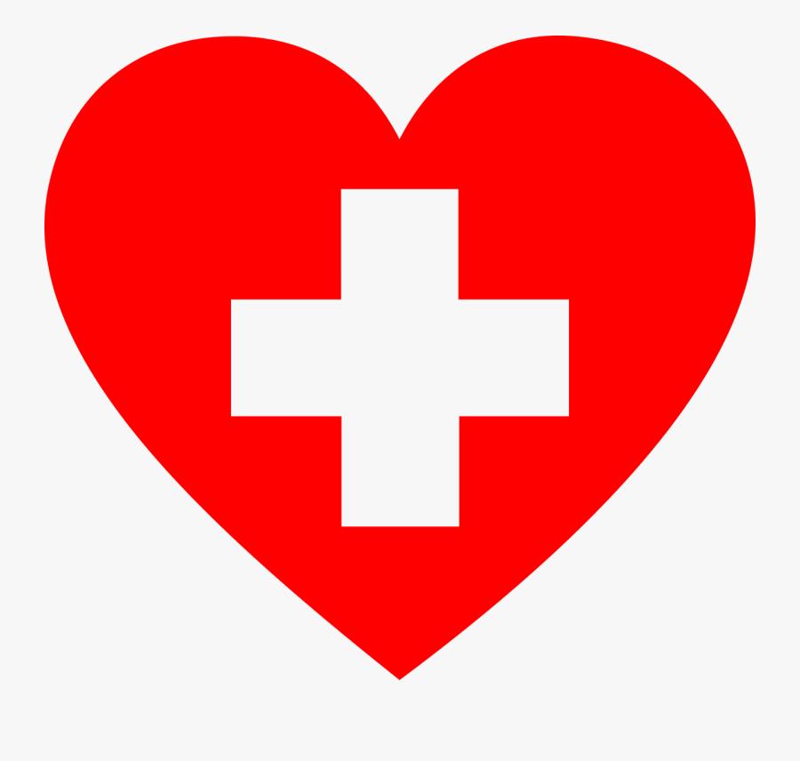 First Aid Heart.