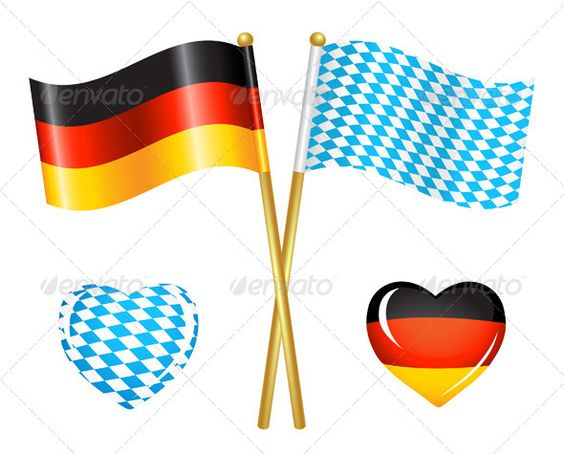 Bavaria, Flags and Bayern on Pinterest.