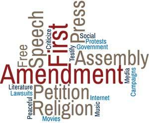 First amendment clipart 6 » Clipart Station.