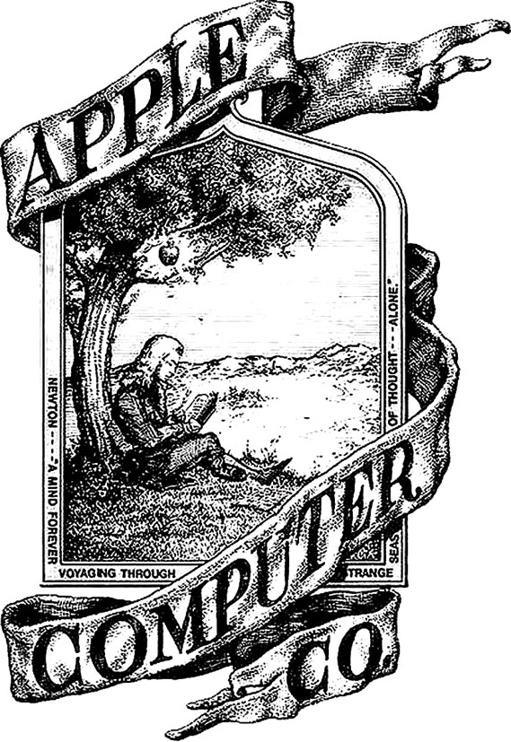 The story behind the Apple logo.